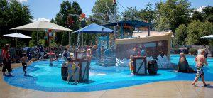 Louisville Splash Pads